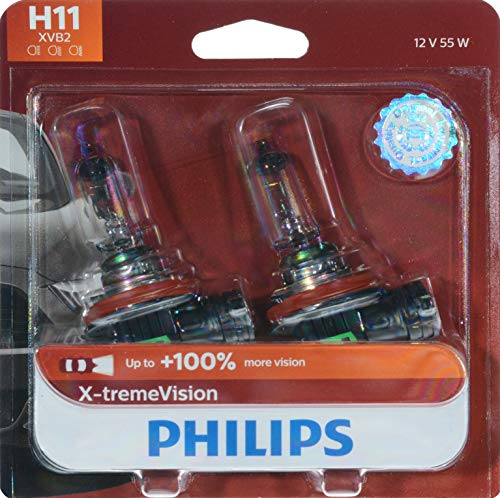 Philips H11 X-tremeVision Upgrade Headlight Bulb