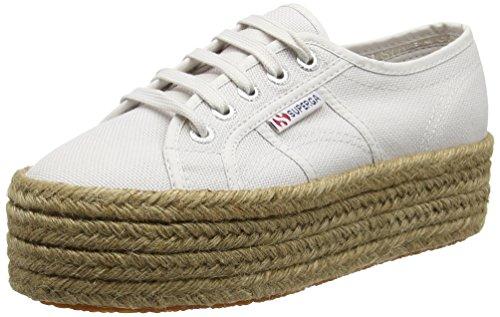 Superga Unisex Erwachsene 2790 Cotropew Sneakers, Grau, 38 EU