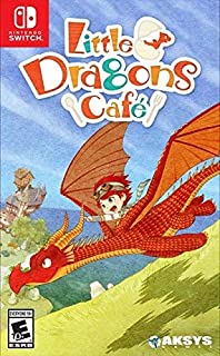 Little Dragons Cafe for Nintendo Switch (B07BKP22QZ) | Amazon price tracker / tracking, Amazon price history charts, Amazon price watches, Amazon price drop alerts