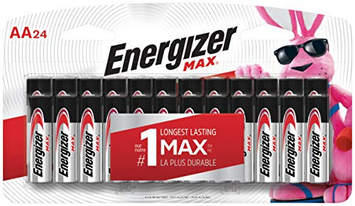 Energizer AA Batteries (24-Count)