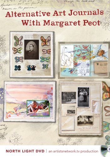 Alternative Art Journals With Margaret Peot