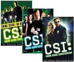 CSI: Crime Scene Investigation - Seasons 1-3