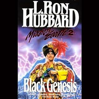 Black Genesis cover art