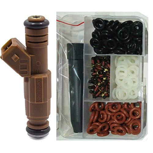 50Pcs / box Kraftstoffeinspritzdüseprüfvorrichtung Reparatursätze for OEM 0280155831 0280155800 for Volvo S60 S70 S80 35.310-37.150 (AY-RK008)