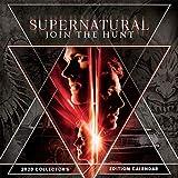 Supernatural 2020 Calendar: Includes 2 Posters - Trends International LLC