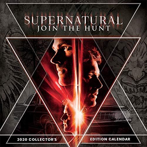 Supernatural 2020 Calendar: Includes 2 Posters