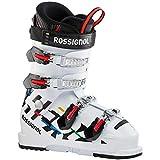 Rossignol Hero Jr 65 Botas de esquí, Unisex-Youth, White, 27