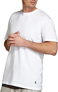 Men's Classic Crew Neck Undershirts 3-Pack