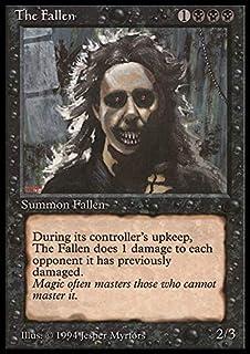Magic: the Gathering - The Fallen - The Dark