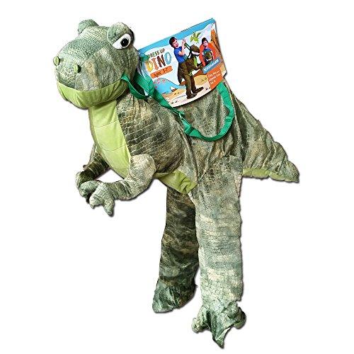 Bambini vestire senza denti dinosauro Costume 3-7 anni
