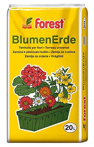 Universal-Blumenerde Forest 20 Liter NEU Qualitäts-Pflanzerde aus Bayern! Universalerde