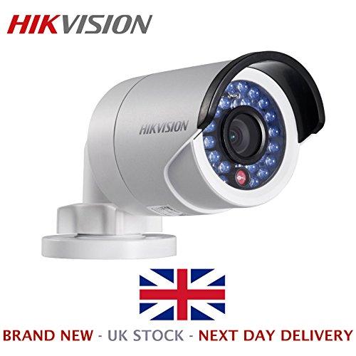 Telecamera bullet IP 3 Mpx ottica 4 mm DS-2CD2032-I HIKVSION
