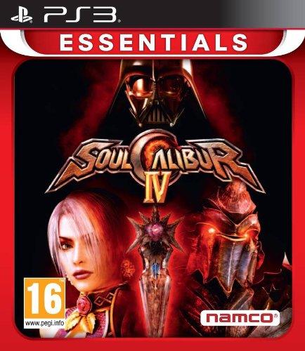 Soul Calibur 4 PS-3 UK multi