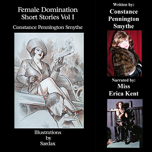 Female Domination audiobook cover art