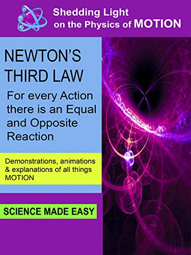Shedding Light on the Physics of Motion -  Newton's Third Law