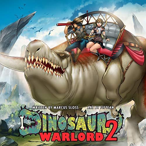 Dinosaur Warlord 2 (An Epic LITRPG 4x)