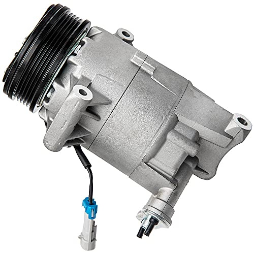 MGGRP Compresor climatizador 10550557 para Zafira Meriva Astra H G