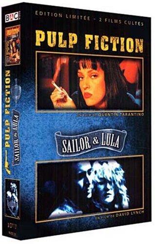 Pulp Fiction + Sailor & Lula [Francia] [DVD]