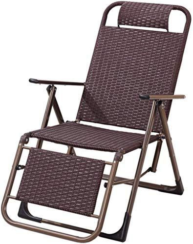 Silla reclinable Zero Gravity 550 libras de capacidad de peso reclinable plegable para patio al aire libre