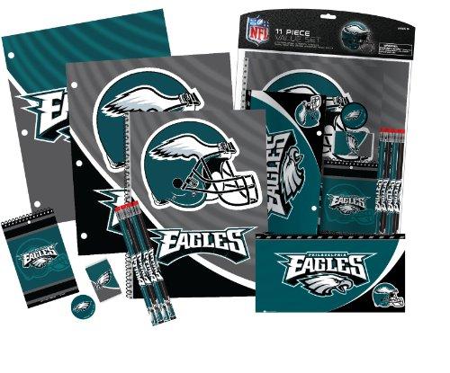 National Design NFL 11-Piece Stationery Set (11056-QUV) Photo #2
