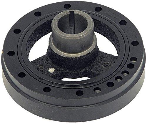 Dorman 594-181 Engine Harmonic Balancer for Select Models, Black