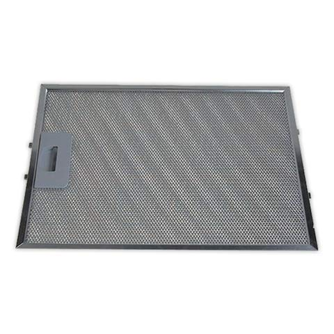 DOJA Industrial | Filtro metalico Campana Compatible con TEKA 70 cm | TEKA 1 Pieza de 322x344 mm DBB