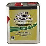 Kluthe Verdünner für aromatenfreie Lacke Lösin 600 Verdünner aromatenfrei 3
