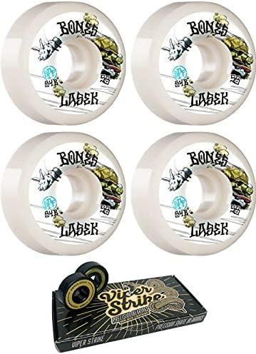 Bones Wheels 58mm Bucky Lasek Pro S Tortoise White SPF Hare P5 Year-end gift Oklahoma City Mall