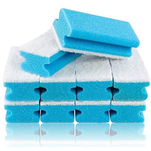 Filzada ® 10x Schwamm XXL - Reinigungsschwamm/Putzschwamm Für Küche, Bad Und Haushalt - 150 x 70 x 40mm (Blau)