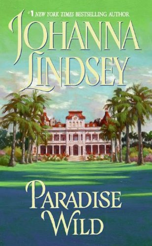 book cover of Paradise Wild