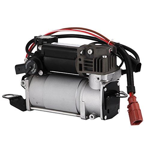 Mophorn Compresor de Aire Compresor de Aire Portátil Compresor de Suspensión de Aire de Aleación de Aluminio Portátil