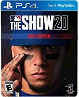 MLB The Show 20 MVP Edition for PS4 - PS4 exclusive - ESRB Rated E (Everyone) - Sports Game - Max Number of Multi-players: 8 - Receive 4 Days Early Access