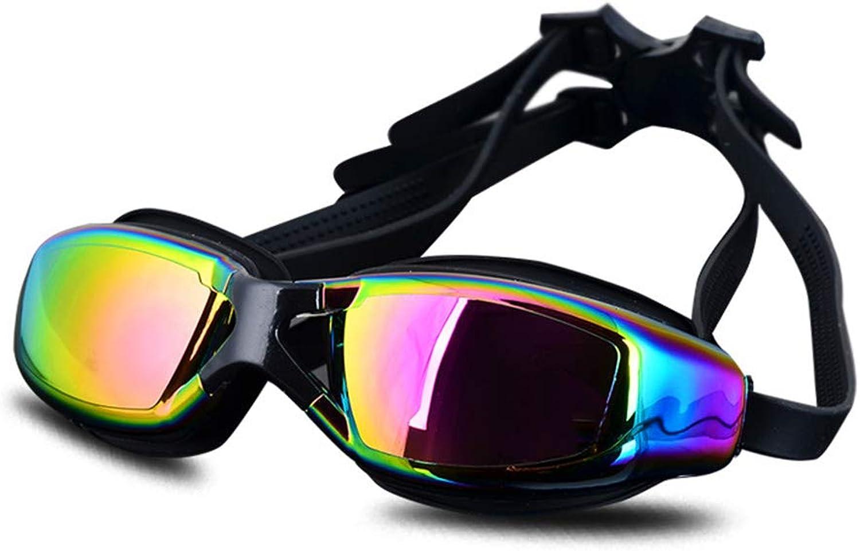 GAAGoggles Professional Swimming Goggles Waterproof AntiFog Swim Glasses for Men Women Plating UV Predection Adjustable Adult Eyewear