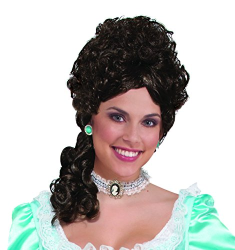 Forum Novelties Party Supplies Costume Wig, One Size, Brown