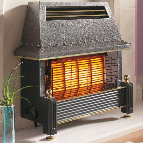 Flavel Regent Gas Fire - Natural Gas Heater,...