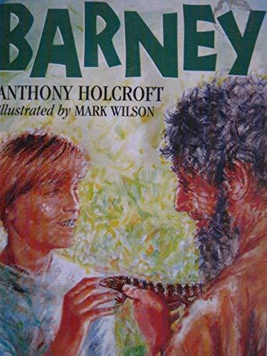 Stg 9d Barney Is (Literacy 2000)