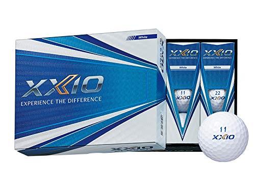 DUNLOP(ダンロップ)ゴルフボールXXIOゼクシオイレブンゴルフボール1ダース(12個入り)ホワイト