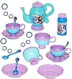 alles-meine.de GmbH 14 TLG. Set: Seifenblasen Spielzeug -  Disney Frozen / die Eiskönigin  -...