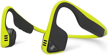 AfterShokz Titanium Open Ear Wireless Bone Conduction Headphones, Ivy Green, AS600IG