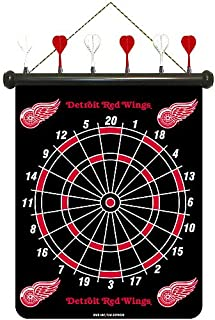 NHL Detroit Red Wings Dart Board