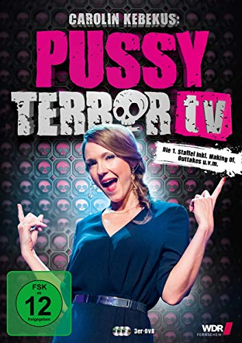 Caroline Kebekus: PussyTerror TV - Die 1. Staffel [3 DVDs]