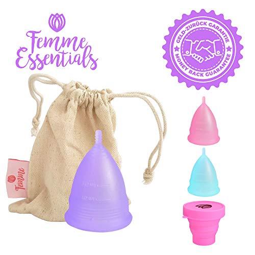 Femme Essentials Menstruationstasse