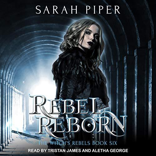 Rebel Reborn: A Reverse Harem Paranormal Romance cover art