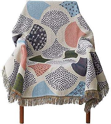 WENYAO Manta para sofá y Toalla Ejecton/Sofa, Microfibra, algodón Suave, Mezcla de Fibra de poliéster y Material, especificaciones, 180x230cm: Amazon.es: Hogar