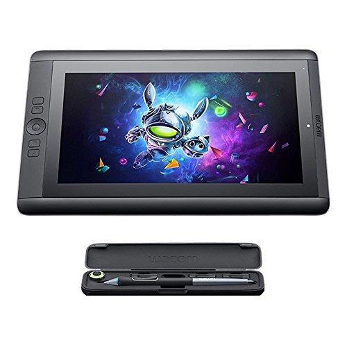 Wacom Cintiq Companion Hybrid 5080líneas Pro Zoll 294x 165mm USB schwarz Grafiktablett–Grafiktablett (verkabelt/kabellos, 294x 165mm, USB, Feder, Berührung, 33,8cm (13.3), 16: 9)