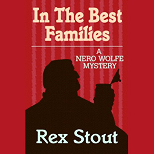 In the Best Families audiobook cover art
