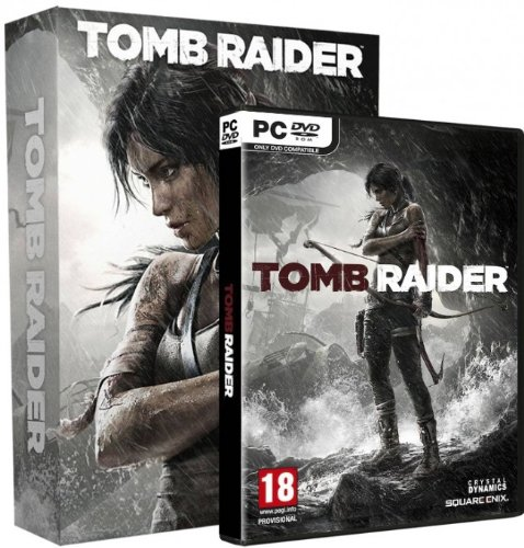 Tomb Raider PC AT Survival Edition