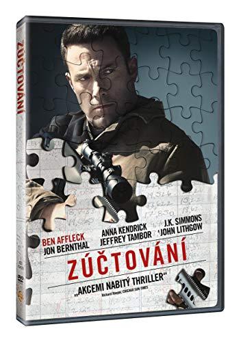 Zuctovani DVD / The Accountant (tschechische version)