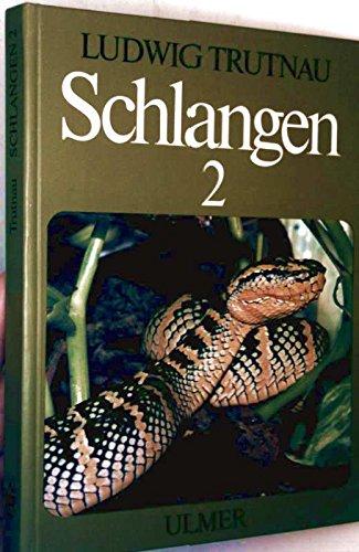 Schlangen im Terrarium, Band 2: Giftschlangen