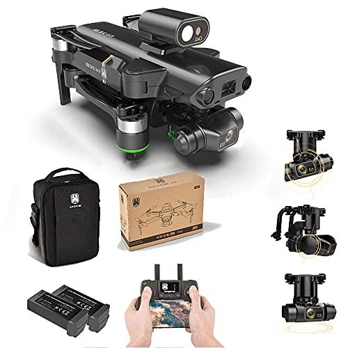 Hedi KAIONE MAX RC Drohne, 4K Kamera,...
